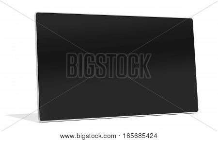 Generic Tablet With Blank Screen