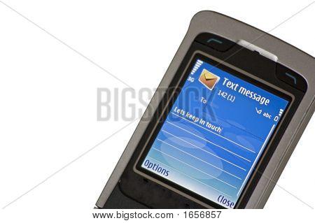 SMS-Nachricht
