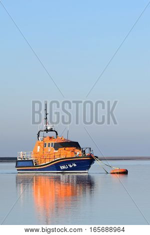 Appledore Lifeboat 4