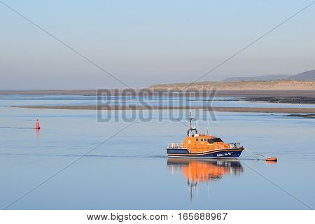 Appledore Lifeboat 5