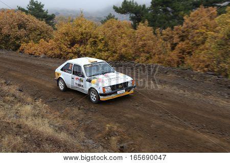 Corum Hitit Rally
