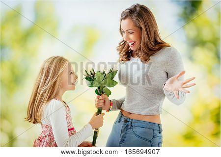 Surprise For Mum