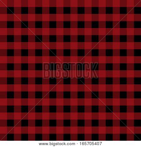 Lumberjack seamless pattern. Tartan seamless pattern, vector