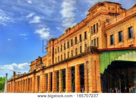 The Central railway station in Sydney - Australia, New South Wales