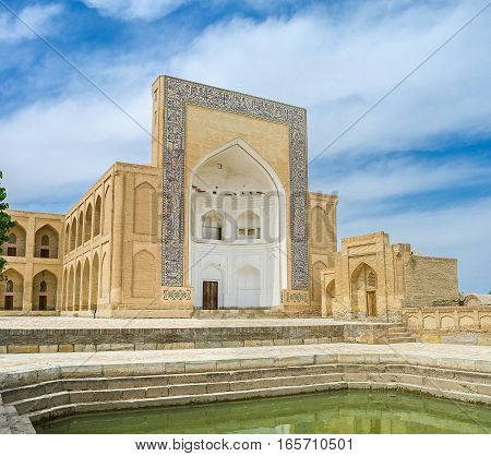 The Uzbek Religious Architecture