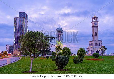 The Evening Batumi
