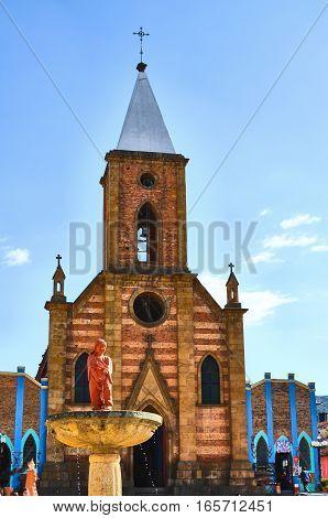 The Church Of Raquira