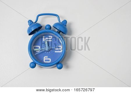 business concept of clock for work deadline