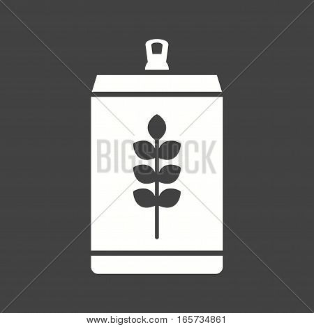 Beer, can, oktoberfest icon vector image. Can also be used for oktoberfest.