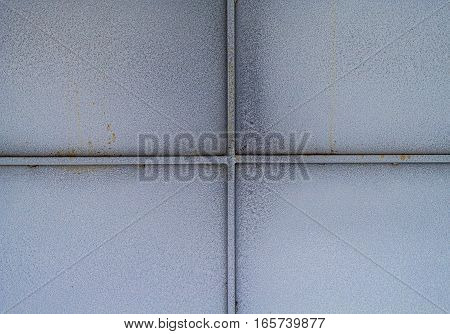 Metal, metal texture, iron metal, metal sheet, blue metal background