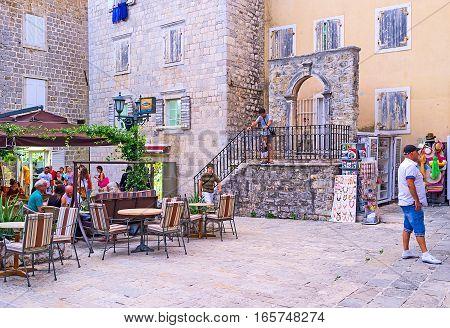 The Resort Of Montenegro