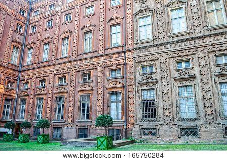 Hdr Palazzo Carignano Turin