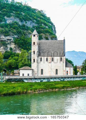 Hdr St Apollinare In Trento