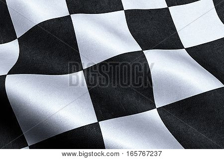 Checkered Flag, End Race Background, Formula One