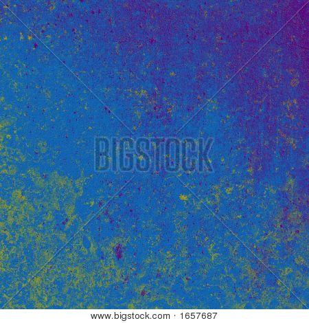 Background Bright Blue Grunge