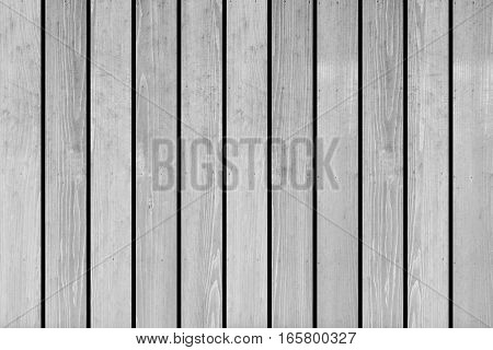 White natural wood wall texture and background seamless Wood fence background