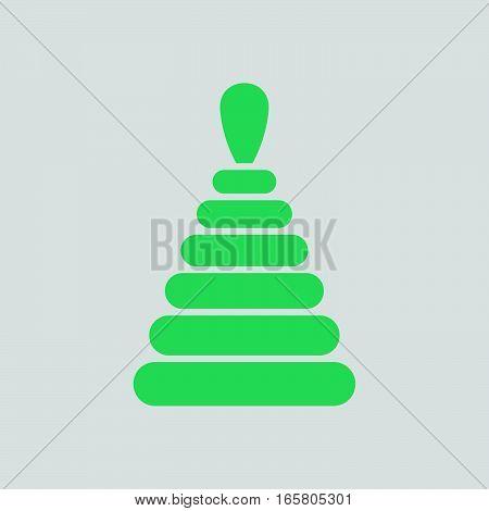 Pyramid Toy Ico
