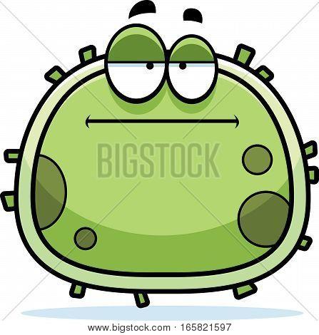 Bored Germ Microbe