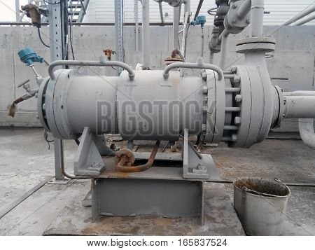 The Pump For Pumping Of Oil And  Products