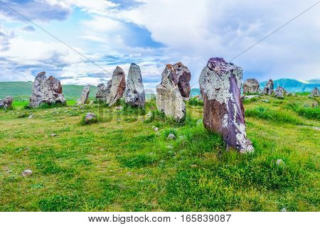The Mystic Stones Of Zorats Karer
