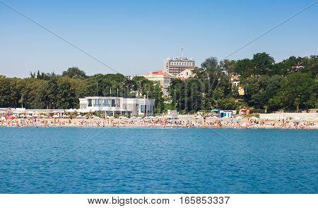Central Public Beach Of Burgas