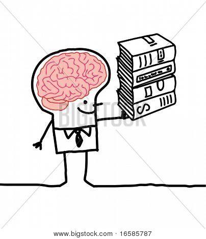 man and brain 2