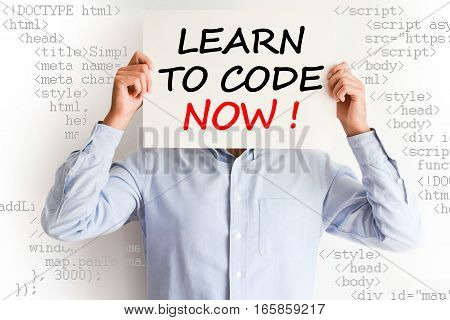 Learn to code or to become a web developer