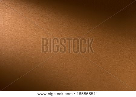 Terracotta Leather Swatch