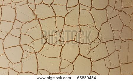 Abstract texture with golden lines. Abstract texture