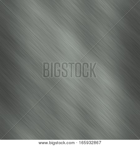 Metal like graphic seamless shiny gray silver panel texture background