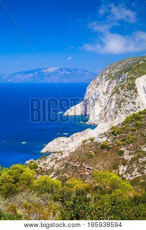 Navagio Bay, Greece, Zakynthos