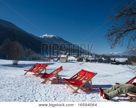Sun Chairs I