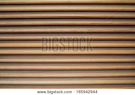The Natural wooden surface useful as background.