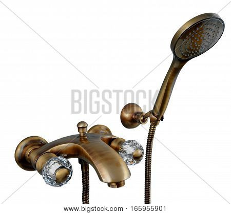 Water Mixer For Bathroom
