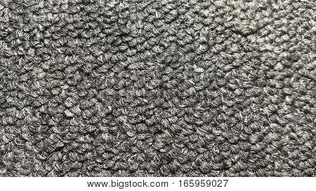 wykładzina, makro materiał, nitki, nitki dywanu, dywan, wycieraczka