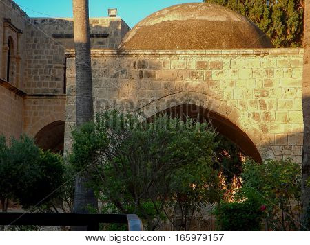 The Agia Napa Historical Monastery