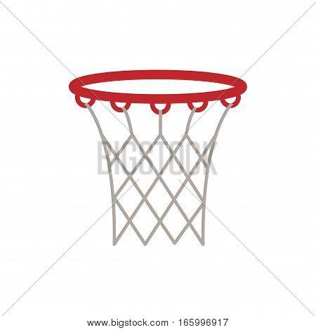 basket basketball score vector illustration eps 10