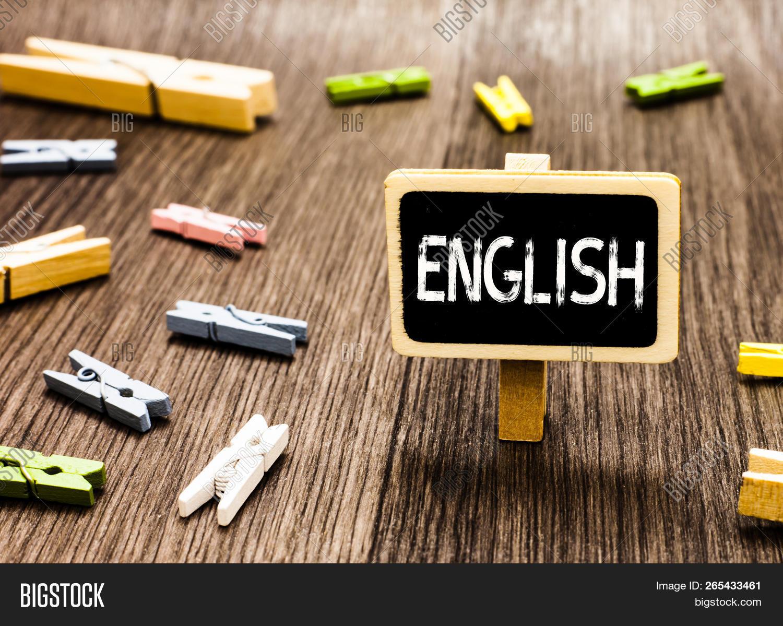 Handwriting Text Image & Photo (Free Trial) | Bigstock