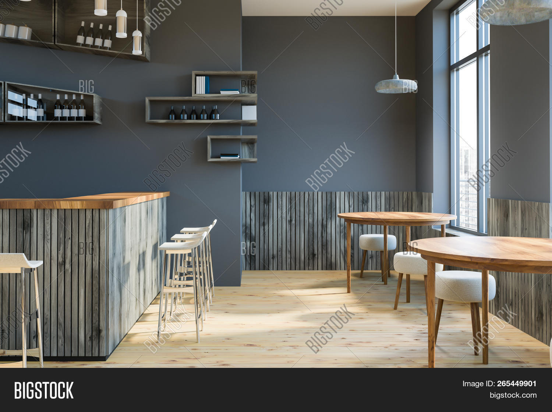 Modern Interieur Wit : Modern bar interior image & photo free trial bigstock
