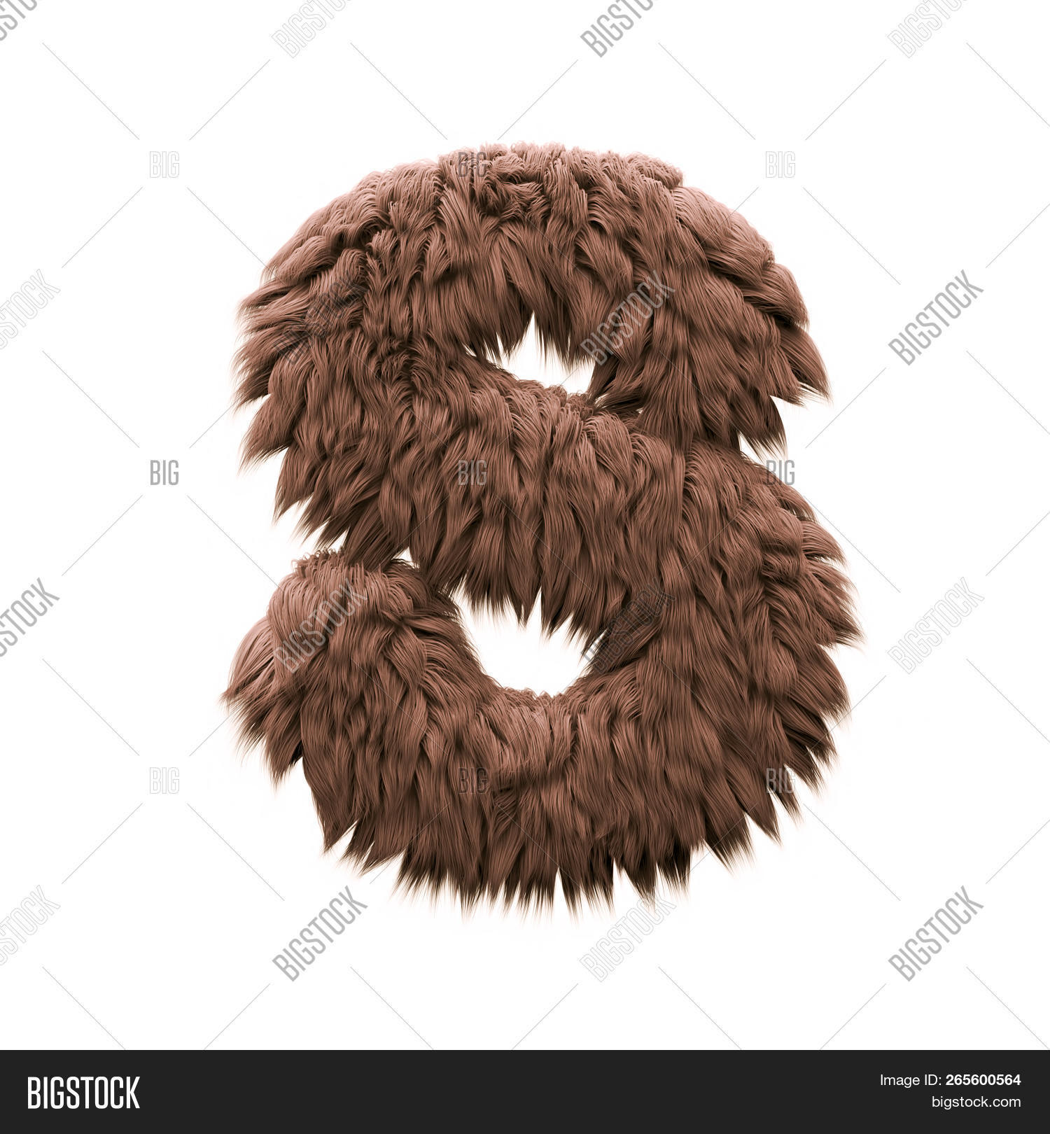 Monster Letter S  Image & Photo (Free Trial) | Bigstock