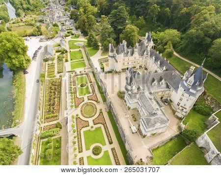Usse Castle, Usse, Indre Et Loire, Loire Valley, France