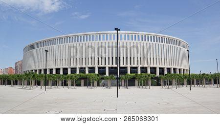 Krasnodar, Russia-may23, 2018: Stadium