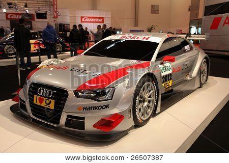 Audi A5 Dtm R17 Racing Car