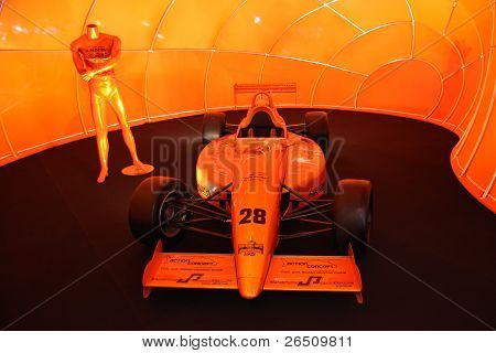 Essen - Nov 29: Formel Renault 2000