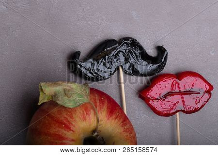 Black Mustache, Red Lips, Together Is Love, Forbidden Fruit