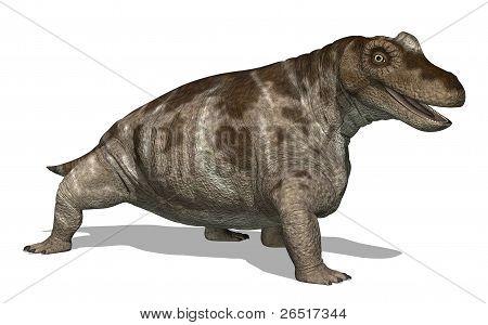 Keratocephalus Dinosaur