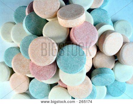 Chewable Antacid Tablets