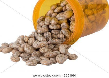 Beans In Bottle