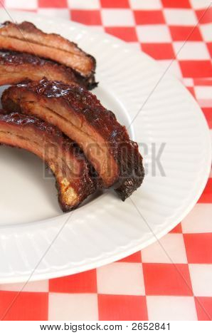 Babyback Barbeque Pork Ribs