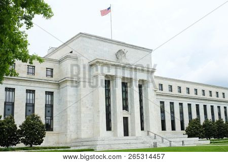 Federal Reserve Building - Washington DC United States of America (USA)